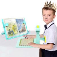猫太子坐姿矫正器小学生写字姿势儿童写字架防小孩坐姿导致的近视纠正器视力保护器免安装桌面语音可选阅读架