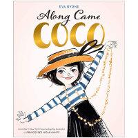 【�A�】Along Came Coco 遇�可可・香奈��:可可・香奈�旱墓适� 英文原版�和��L本