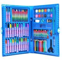 麦宝创玩 麦宝儿童益智蜡笔水彩笔画笔彩绘画文具礼盒套装