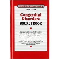 【预订】Congenital Disorders Sourcebook: Basic Consumer Informa