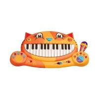 大嘴猫琴儿童电子琴玩具宝宝音乐玩具钢琴玩具 抖音