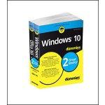 【预订】Windows 10 / Office 365 for Dummies Book+Video Bundle 9