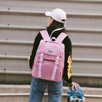 日系软妹少女心书包女高中学生韩版潮校园初中生双肩背包