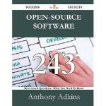 【预订】Open-Source Software 243 Success Secrets - 243 Most Ask