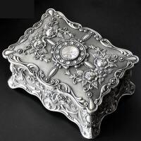 欧式复古潘多拉收纳盒手工饰品公主首饰盒珠宝盒戒指盒