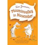 英语原版 姆明谷系列 十一月的姆明谷 Moominvalley in November 姆咪谷