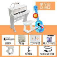 ?儿童电子琴带麦克风钢琴初学男女孩玩具1-3-6岁小宝宝礼物?