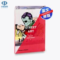 英文原版 关键艺术系列 Art Essentials Street Art 街头艺术 街头艺术的起源 涂鸦作品集