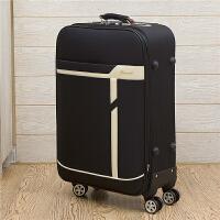 24寸帆布密码箱商务行李箱女韩版28寸大容量拉杆箱男20帆布旅行箱