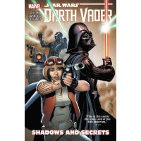 现货 星球大战漫画 英文原版 Star Wars: Darth Vader Vol. 2: Shadows and Se