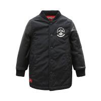 (每满100减50上不封顶)JEEP吉普4-14岁男童棉外套JWW71092