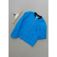 [240-102]羊毛新款女装短款上衣短外套0.50