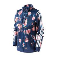 Adidas阿迪达斯 2017新款女子NEO运动休闲夹克外套 BK6814