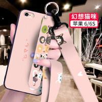 苹果6splus手机壳个性潮女款苹果6s手机套软硅胶iphone6s全包防摔iphone 6splu