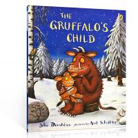 【顺丰速运】聪明豆绘本系列 The Gruffalo's Child 咕噜牛小妞妞 英国儿童文学作家、剧作家 Juli