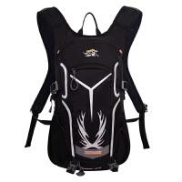 户外骑行背包双肩运动包骑自行车18L透气防水轻便男女跑步背包 18升