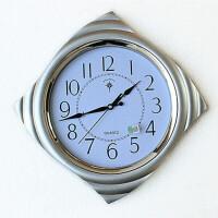 挂钟客厅创意时尚钟表现代时钟简约异形石英钟卧室挂表 20英寸