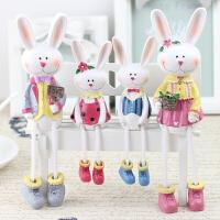 米菲吊脚树脂娃娃家居摆件电视柜摆设生日结婚礼物