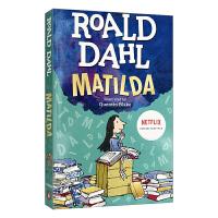 华研原版 罗尔德达尔 玛蒂尔达 英文原版 Roald Dahl Matilda 全英文版进口英语书籍正版现货