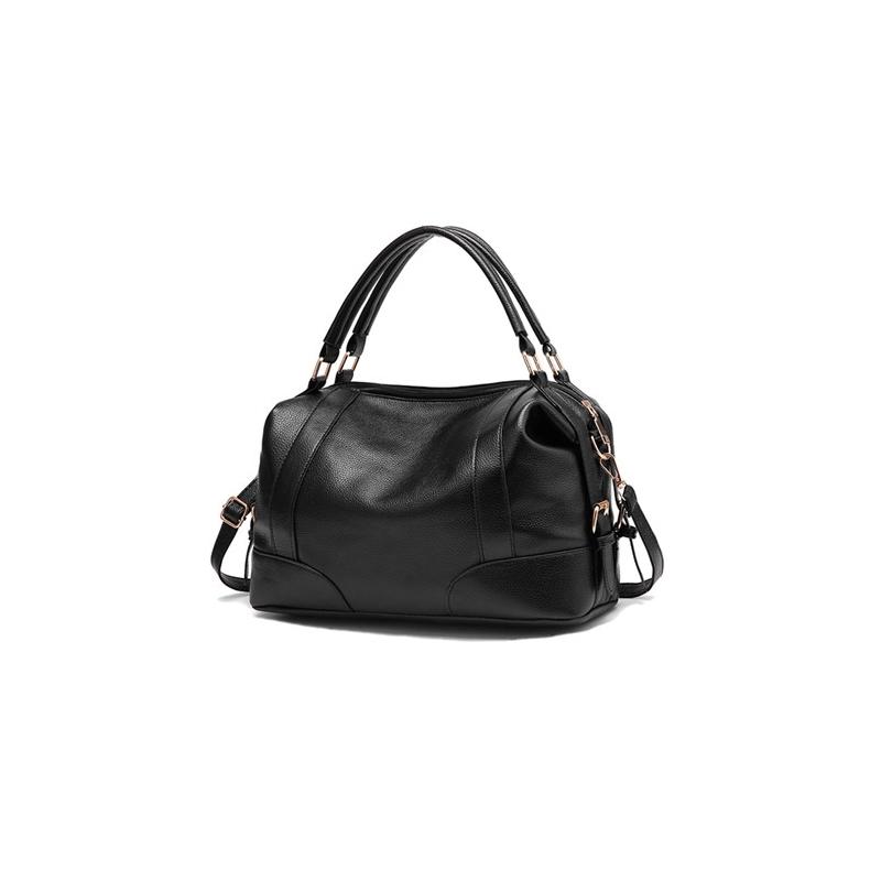 包包2017新款女包手提包女大气妈妈大包单肩斜挎包女士时尚中年包