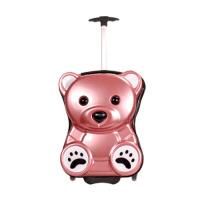 16寸3D小熊拉杆箱儿童卡通旅行箱迷你登机箱密码箱行李箱男女宝宝