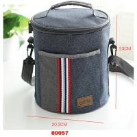 保�仫�桶包手提包�A形便��盒袋子手提袋��s日式�b奶粉奶瓶的包包