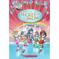 Thea Stilton Special Edition: The Secret of the Snow: A Ger