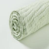 婴童纯棉柔软6层水洗纱布正方形宝宝柔软婴儿浴巾无甲醛A类