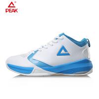 匹克篮球鞋 男 轻便透气耐磨防滑中帮运动鞋 E32141A