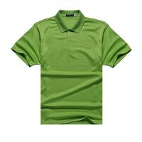 运动速干翻领POLO衫短袖T恤定制班服工作服广告衫保罗衫定做衣服