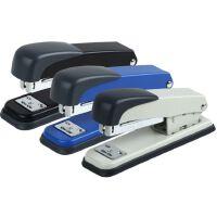 齐心书订机 B3083省力耐用金刚订书机适用12号钉颜色随机