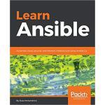 【预订】Learn Ansible 9781788998758