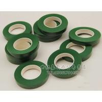 DIY手工材料 纸艺花 花艺材料 纸胶带 绿胶布 绿胶带 丝网花材料 丝袜花