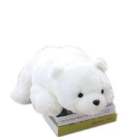 大号可爱北极熊公仔毛绒玩具布娃娃玩偶送孩子女生日礼物儿童节