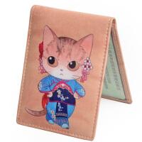 Yvongo韵歌彩绘个性女款驾驶证套行驶证皮套图案卡包女士男可爱款证件夹