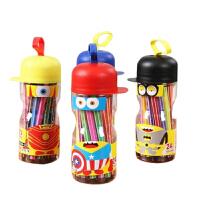 水彩笔画笔套装12/24色幼儿园儿童礼品学生奖品漂流瓶水洗涂鸦笔