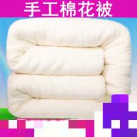 棉絮棉被棉花被子新疆棉被冬被芯垫被褥床垫学生宿舍单人双人加厚