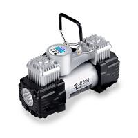 车载双缸充气泵便携式汽车用12V电动轮胎高压打气筒