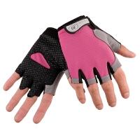 半指手套女薄款骑行露指户外半截登山骑车运动健身男器械训练xx
