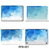 苹果电脑贴纸全套mac Air13.3笔记本电脑膜Macbook Pro15外壳贴膜SN