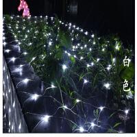 网状背景 LED彩灯闪灯渔网灯圣诞防水装饰窗帘灯