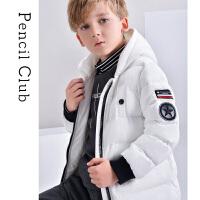 【2件3折�r:99元】�U�P俱�凡客��b2020冬季新款男童棉衣中大童加�q外套�和�保暖棉衣