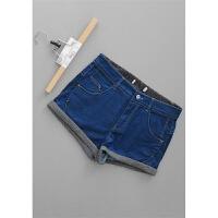 [178-233]新款女士女裤牛仔短裤子0.22
