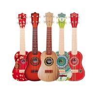 儿童小吉他玩具琴仿真可弹奏女孩男孩音乐入门乐器尤克里里初学者