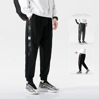 男士休闲裤束脚宽松潮流2020新款百搭时尚运动裤