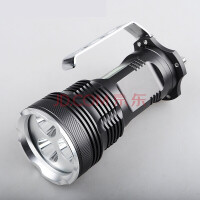 探照灯手电筒T6充电远射矿灯亮超氙气灯工地照明