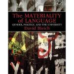 【预订】The Materiality of Language: Gender, Politics, and the