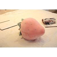 马卡龙色软体羽绒棉靠枕北欧暖色菠萝抱枕少女心