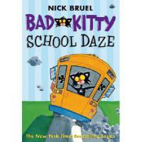 【预订】Bad Kitty School Daze9781250039477
