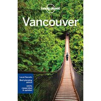 Lonely Planet Vancouver 英文原版 孤独星球城市旅行指南:温哥华